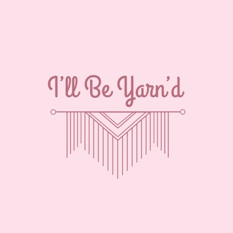 I'll Be Yarn'd Logo