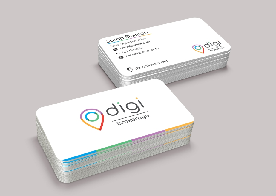 Digi Business Cards